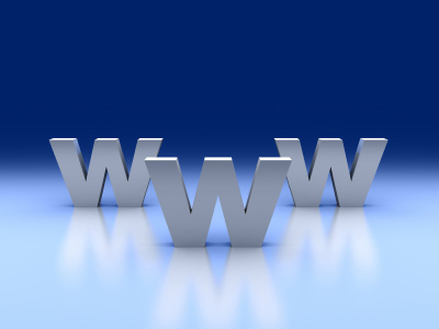 Сайт на первой странице